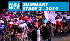 Summary - Stage 3 - Paris-Nice 2019