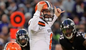 Burleson: The Browns will win the AFC North