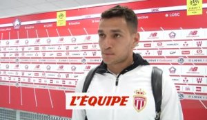 R. Lopes «Un très bon match» - Foot - L1 - Monaco