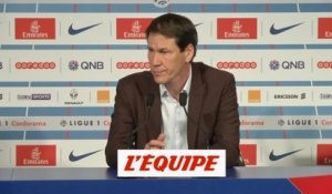 Garcia «On n' pas à rougir» - Foot - L1 - OM