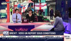 Brexit: vers un report sous conditions - 21/03