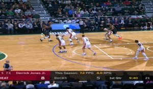 Miami Heat at Milwaukee Bucks Recap Raw