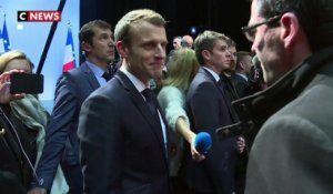 Grand débat national :Macron refuse l'invitation des dirigeants nationalistes corses