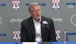 Brett Brown | Postgame vs Bucks (4.4.19)