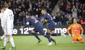 Paris Saint-Germain - RC Strasbourg Alsace : Inside