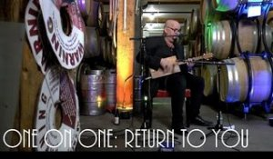 ONE ON ONE: Alain Johannes - Return To You August 16th, 2016 City Winery New York