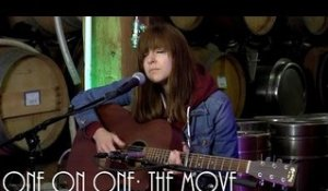 ONE ON ONE: Laura Stevenson - The Move April 27th, 2017 City Winery New York