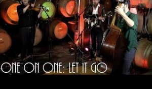 Cellar Sessions: Danny Burns - Let It Go April 5th, 2018 City Winery New York