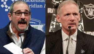Gettleman vs. Mayock: Which GM will make a bigger splash at the draft?