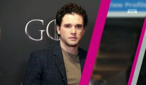 Game of Thrones : Kit Harington alias Jon Snow bientôt papa ?