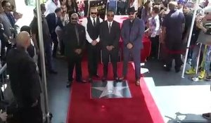 Hip-hop: Cypress Hill a son étoile sur Hollywood Boulevard