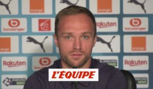 Germain «On est reparti de l'avant» - Foot - L1 - OM