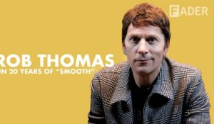 "Rob Thomas Explains the Meme-Making History of ""Smooth"""