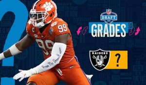 Daniel Jeremiah grades the Raiders' 2019 draft class