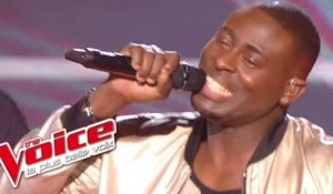 Daft Punk - Get Lucky | Wesley | The Voice France 2014 | Prime 3