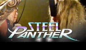 Steel Panther random backstage footage