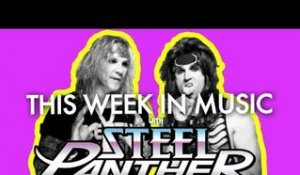 Steel Panther TV - This Week In Music #5