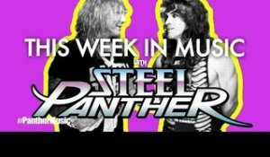 Steel Panther TV - This Week In Music #12