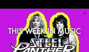 Steel Panther TV - This Week In Music #14