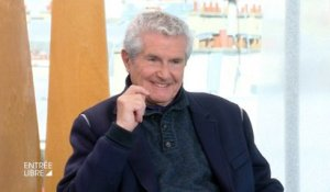 Portrait et interview de Claude Lelouch