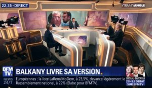 Balkany livre sa version (2/2)
