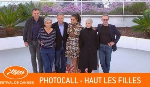 HAUT LES FILLES - Photocall - Cannes 2019 - VF