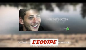 «Emiliano Sala, les secrets d'un destin brisé» Teaser 3 - Foot - Disparition d'Emiliano Sala
