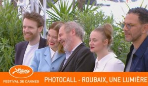 ROUBAIS UNE LUMIERE - Photocall - Cannes 2019 - VF