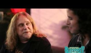 Bluesfest: Warren Haynes (USA) - In Conversation with the AU review.