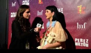 Melanie Martinez: Interview at Perez Hilton SXSW 2015 One Night in Austin Party