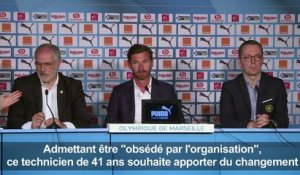 "Football/OM: ""On va avoir une belle saison"" (Villas-Boas)"
