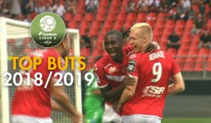 Top 3 buts Valenciennes FC | saison 2018-19 | Domino's Ligue 2