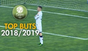 Top 3 buts Clermont Foot | saison 2018-19 | Domino's Ligue 2