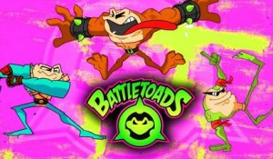 Battletoads - Trailer de gameplay E3 2019