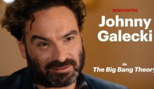 "On a dit au revoir à ""The Big Bang Theory"" avec Johnny Galecki"