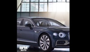 La Bentley Flying Spur, alliance réussie du luxe et des performances