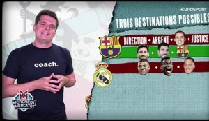 Neymar : Trois destinations potentielles mais beaucoup d'obstacles