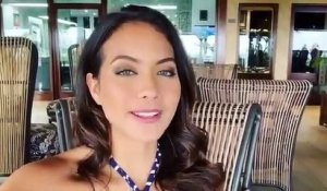 Découvrez pourquoi Vaimalama Chaves, Miss France 2019, ne participera ni à Miss Univers ni à Miss Monde - VIDEO