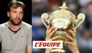 Julien Reboullet «Le tournoi le plus inaccessible» - Tennis - Wimbledon