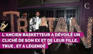 La réaction de Khloe Kardashian au message de Tristan Thompson...