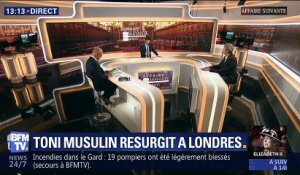 Toni Musulin resurgit à Londres