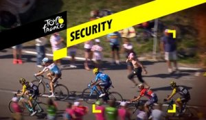 Tour de France 2019 - Security