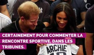 PHOTOS. Meghan Markle : quand le prince Harry lui met un lors...