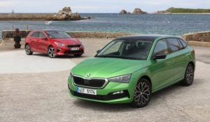 Comparatif - Skoda Scala vs Kia Ceed