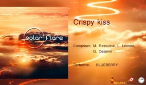 Blueberry - Crispy kiss