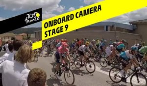 Onboard camera - Étape 9 / Stage 9 - Tour de France 2019