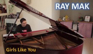 Maroon 5 ft. Cardi B - Girls Like You Piano by Ray Mak