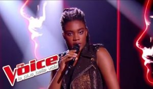 Get Lucky - Daft Punk ft. Pharrell Williams & Nile Rodgers | Imane | The Voice France...