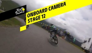 Onboard camera Emotions - Étape 12 / Stage 12 - Tour de France 2019