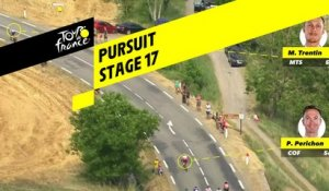 Pursuit - Étape 17 / Stage 17 - Tour de France 2019